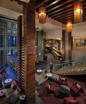 Lobby Sitting Area at Hyatt Regency Scottsdale Resort and Spa at Gainey Ranch in Scottsdale