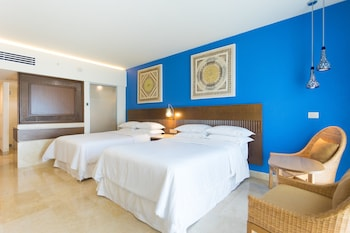 Signature Room, 2 Double Beds, Non Smoking