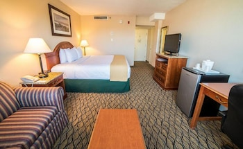 Room, 1 King Bed, Accessible, Poolside