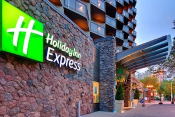Hotel - Holiday Inn Express Edmonton Downtown