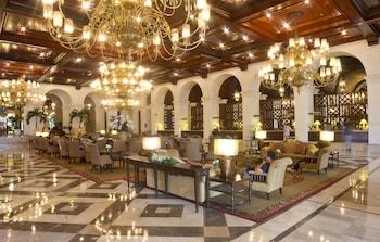 Manila Hotel Lobby Sitting Area