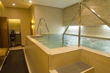 Manila Hotel Fitness Facility