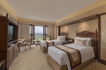 Manila Hotel Room