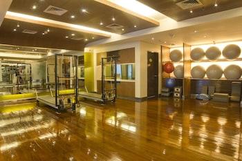 Manila Hotel Fitness Studio