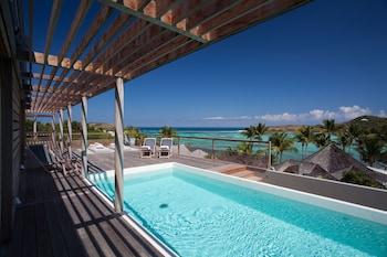 Villa, 3 Bedrooms, Ocean View (Le Sereno)