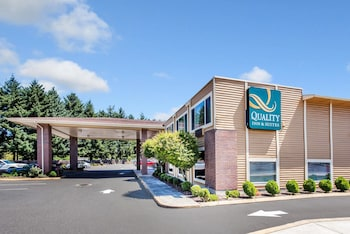 Hotel - Quality Inn & Suites Vancouver North
