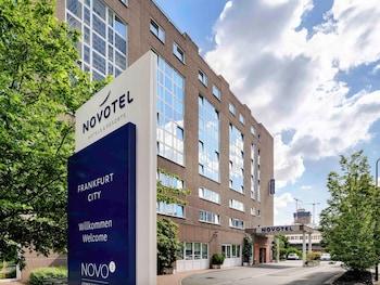 Hotel - Novotel Frankfurt City
