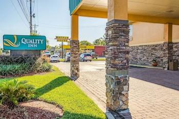 Exterior at Quality Inn Charleston Gateway in Charleston