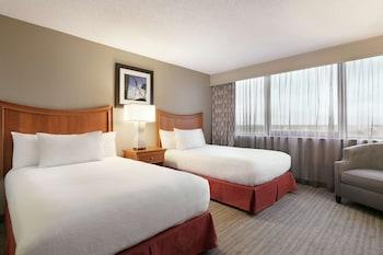 Suite, Accessible, Bathtub (2 Double Beds & 1 Sofa Bed)
