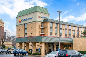Hotel - Comfort Inn MSP Airport - Mall of America