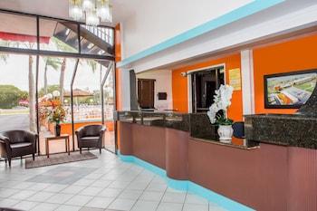 佛羅里達清水市溫德姆豪生飯店 Howard Johnson by Wyndham Clearwater FL