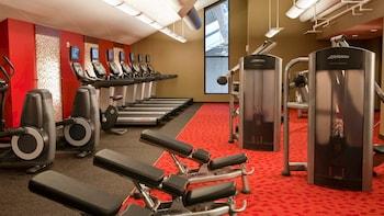 Fitness Facility at Crowne Plaza Greenbelt - Washington DC in Greenbelt