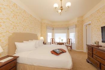 斯坦亞公園酒店 Stanyan Park Hotel