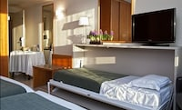 Standard Room, 2 Single Beds, Non Smoking (1 extra Single bed)