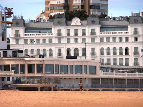 . Gran Hotel Sardinero