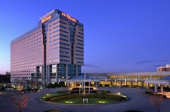 亞特蘭大機場希爾頓飯店 Hilton Atlanta Airport