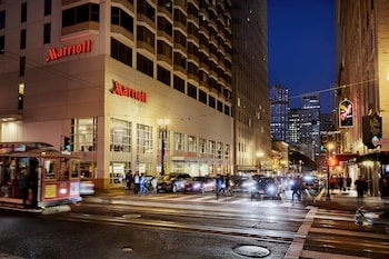 舊金山聯合廣場萬豪飯店 San Francisco Marriott Union Square