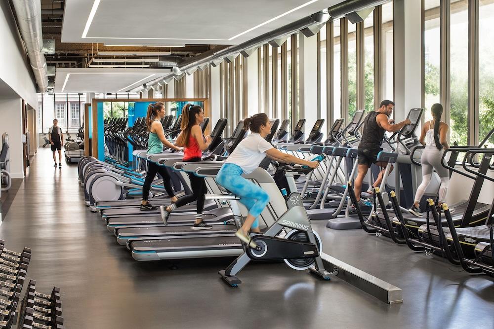Fitness Facility Photos