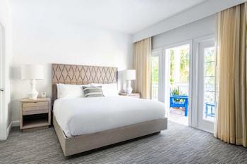 Garden Queen Suite With Living Room Accessible