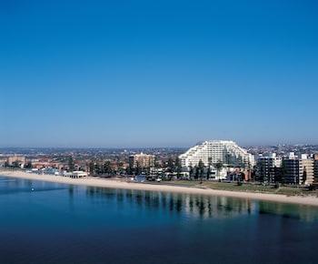 Aerial View at Novotel Sydney Brighton Beach in Brighton-le-Sands