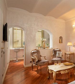 Apartment, 2 Bedrooms (Via Belsiana 29)(no lift-no breakfast)