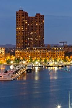 巴爾的摩哈勃爾庫爾特洲際飯店 Royal Sonesta Harbor Court Baltimore