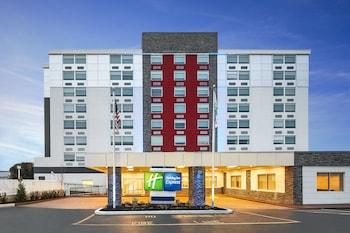 里士滿 - 中城智選假日飯店 Holiday Inn Express Richmond - Midtown, an IHG Hotel