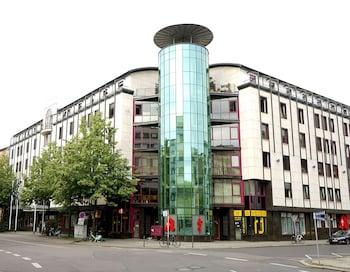 萊比錫多林特飯店 Dorint Hotel Leipzig