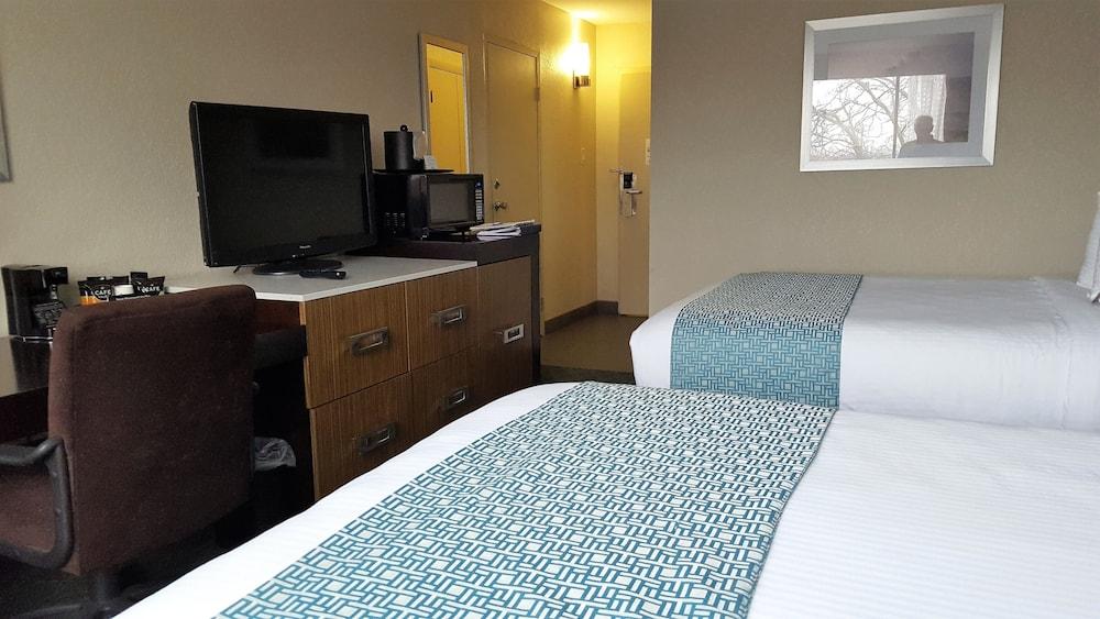 Suite, 1 Bedroom, Non Smoking, Lake View (Bridal, 1 King Bed)