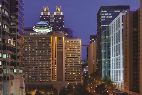 . Hyatt Regency Atlanta Downtown