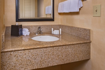 Guestroom at Courtyard by Marriott Silver Spring North/White Oak in Silver Spring