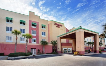 彭薩科拉海灘歡朋飯店 Hampton Inn Pensacola Beach