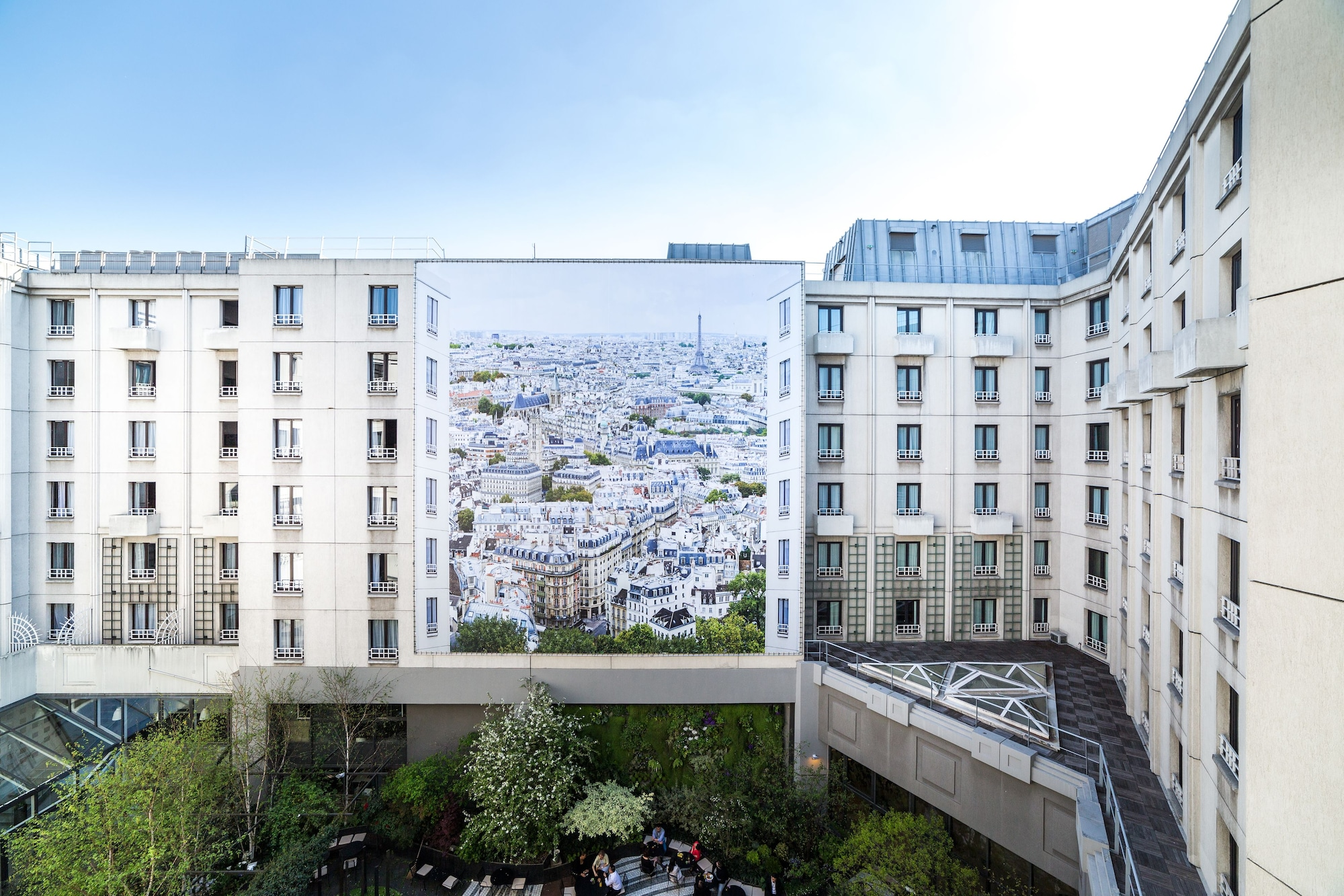 Novotel Paris Les Halles, Paris