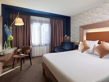 Superior Room, 1 Double Bed with Sofa bed