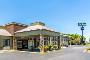 Hotel - Quality Inn Simpsonville-Greenville