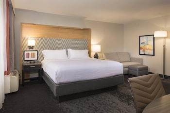Guestroom at Holiday Inn Washington-College Park in College Park