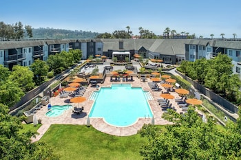 聖地牙哥德爾瑪希爾頓飯店 Hilton San Diego Del Mar