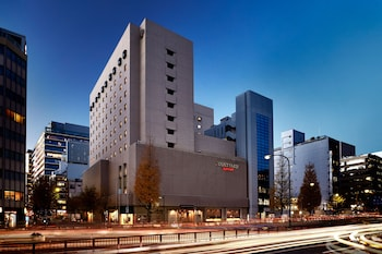 COURTYARD BY MARRIOTT TOKYO GINZA Exterior