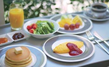 COURTYARD BY MARRIOTT TOKYO GINZA Breakfast Meal