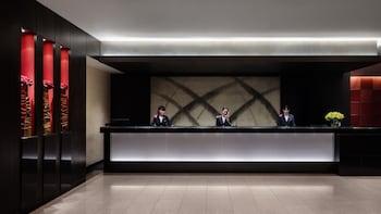 COURTYARD BY MARRIOTT TOKYO GINZA Reception