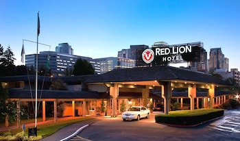 克爾索長景紅獅飯店 Red Lion Hotel Kelso Longview