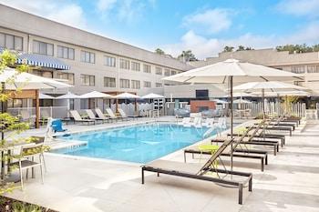 那什維爾機場希爾頓逸林飯店 DoubleTree Suites by Hilton Nashville Airport