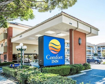 Comfort Inn Near Pasadena Civic 4 0 Miles From Rose Bowl