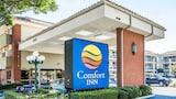 Comfort Inn Near Pasadena Civic