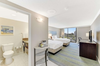 Executive Floor, 2 Double Beds