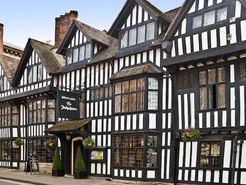 . Mercure Stratford-upon-Avon Shakespeare Hotel