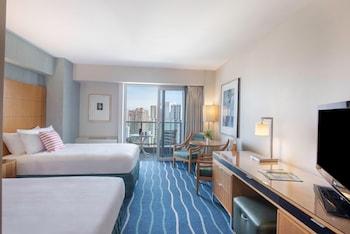 Waikiki Tower Ocean View – Resort Fee Included