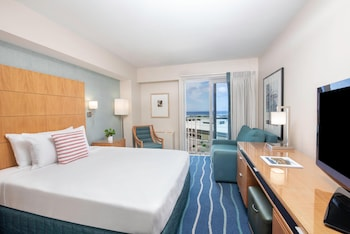 Kona Tower Partial Ocean View – Resort Fee Included