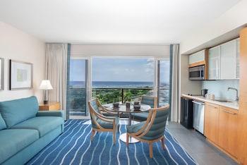 One-Bedroom Ocean View Suite – Resort Fee Included