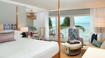 Premium House, 1 King Bed, Beachfront (Gulf Tower)
